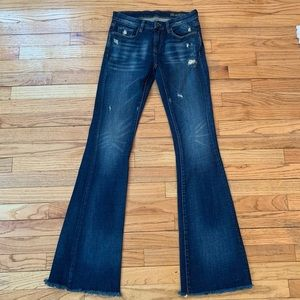 BlankNYC flare jeans size 26